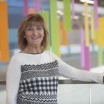 Debbie Ouellette busts a move toward retirement
