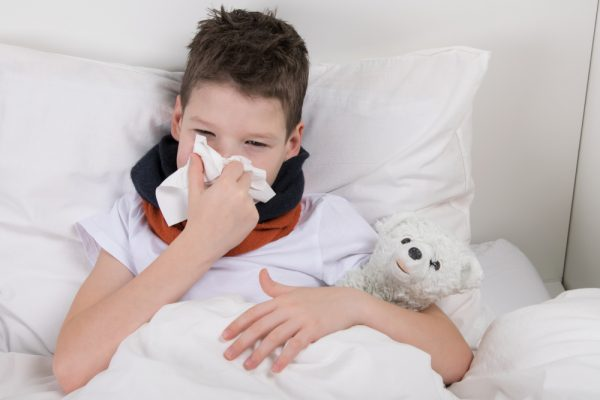 common cold or flu?