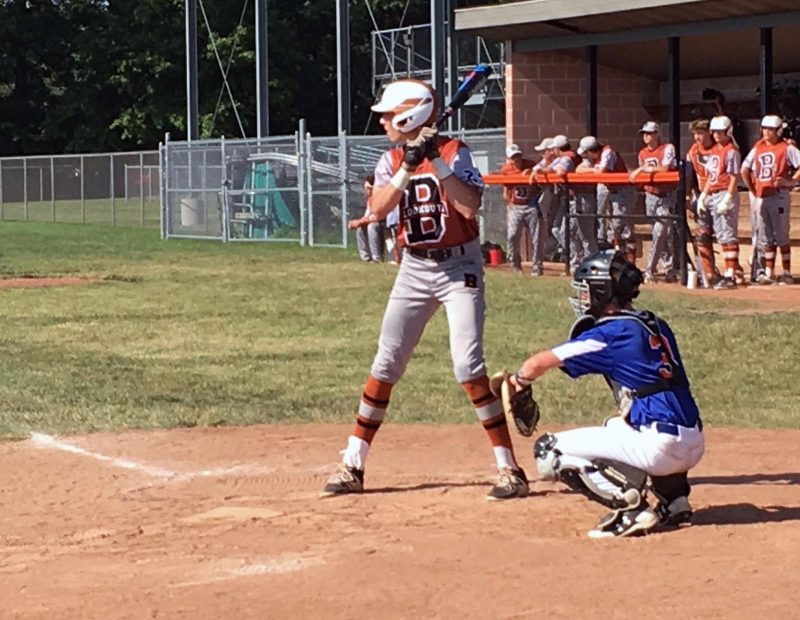 spondylolysis, Owen Blackledge, baseball