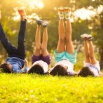 Healthy summer routines