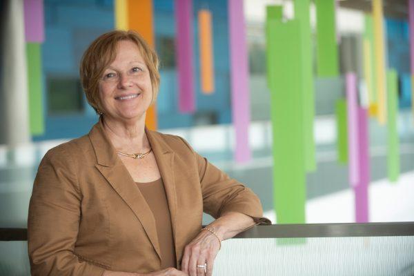 Cindy Dormo, vice president, pediatrics