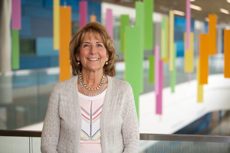 Donna Johnson, retirement, ACHP