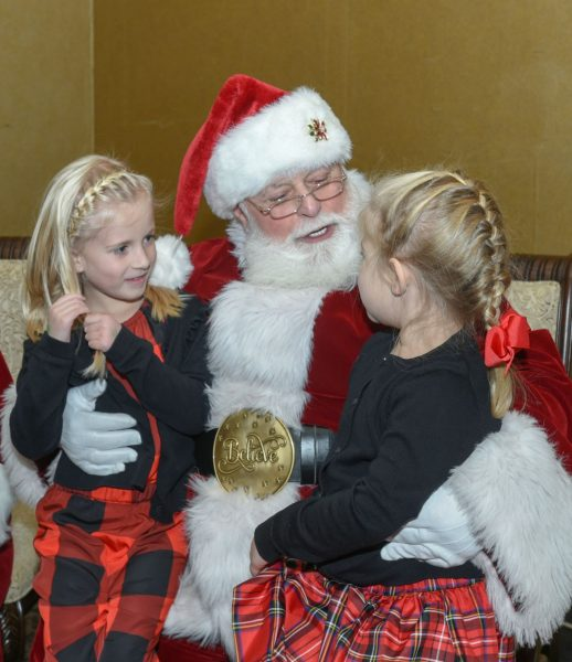 Santa taking requests