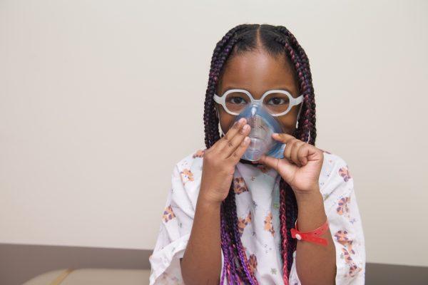 Akron Children's surgery patient