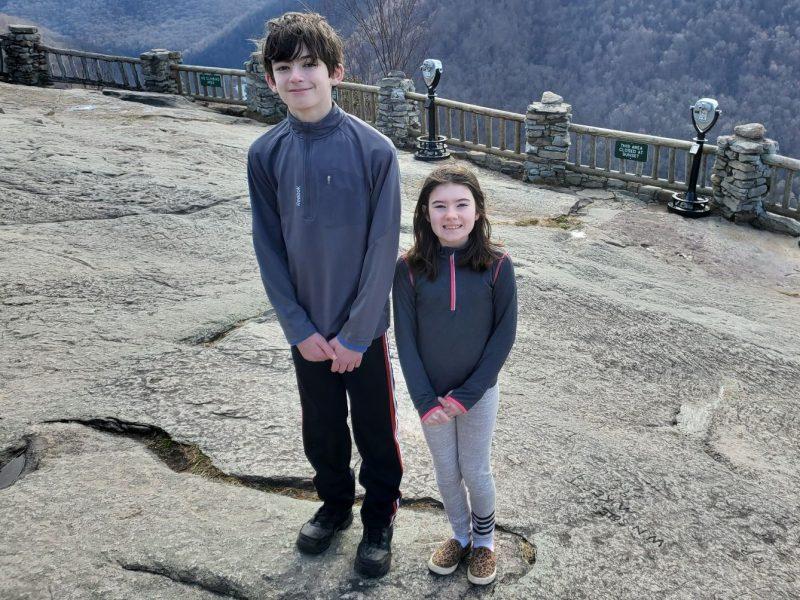 Pierce siblings