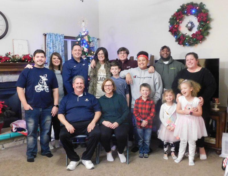 Zimmerman family - 2019