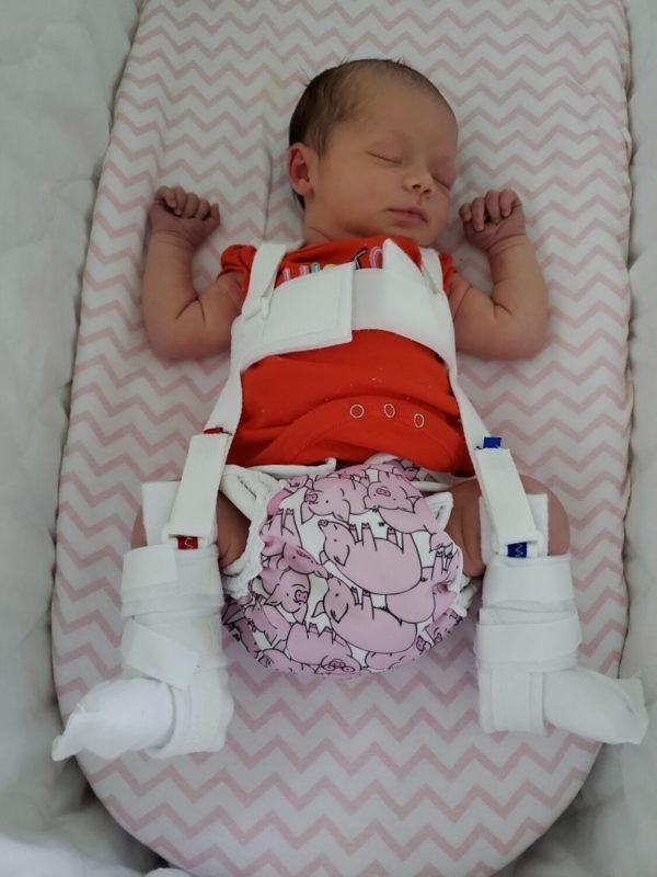 Adalyn Mandich Pavlik harness