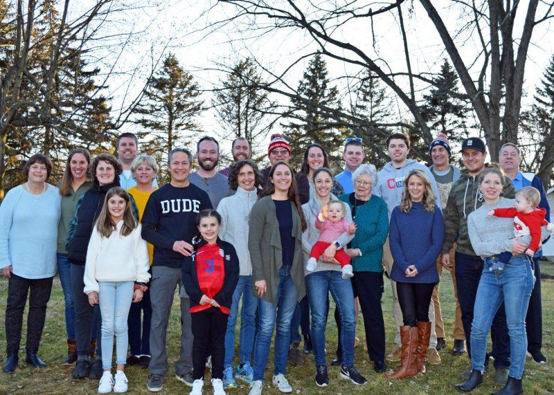 Mary Douglas family