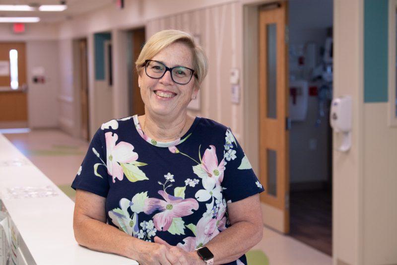 Maria McClure retirement