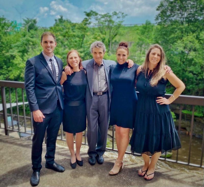 Alice Balasco and family