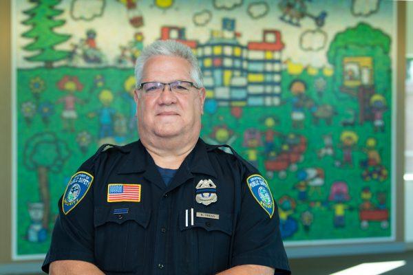 Rick Trego retirement photo