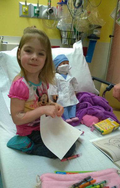 Bekah Plant; Akron Children's patient; NICU; Heart Center; Vision Center; Mommy Blogger