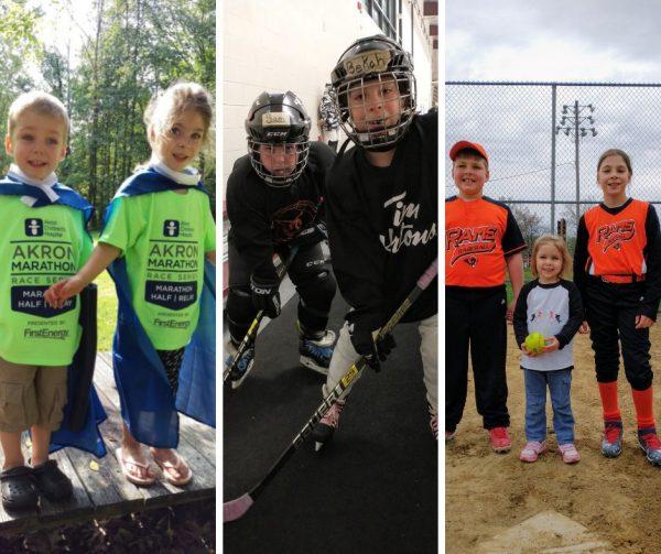 Akron Marathon Heroes; Bekah Plant; NICU; Heart Center; Vision Center; Mommy Blogger