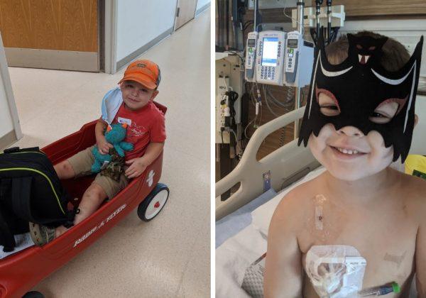 Wyatt Brown, Bone Marrow Transplant, Dr. Sampson