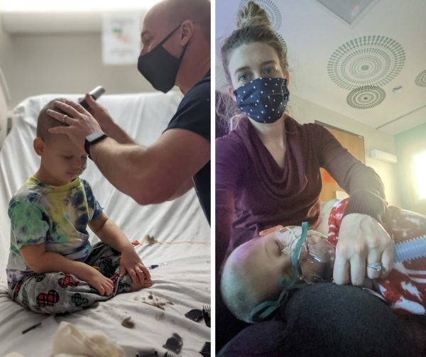 Wyatt Brown, Bone Marrow Transplant, Dr. Megan Sampson