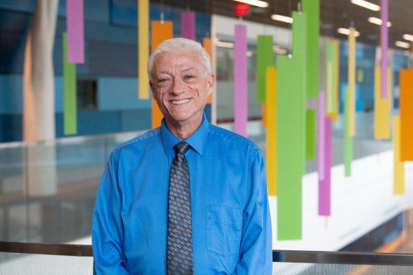 Bob Daugherty retirement portrait