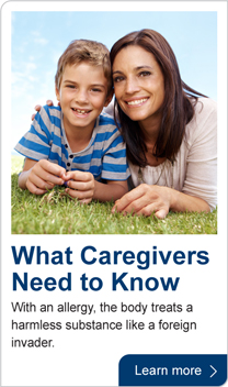 What caregivers need to know