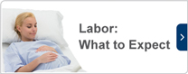 Labor: what to expect