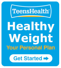 Healthy Weight: Your Personal Plan