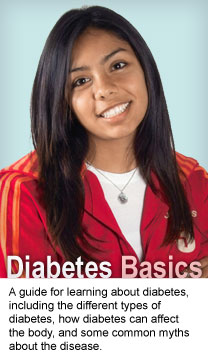 Diabetes Basics: A guide for learning about diabetes