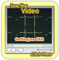 Getting an EKG