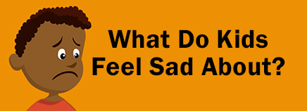 What Do Kids Feel Sad About? (Slideshow)
