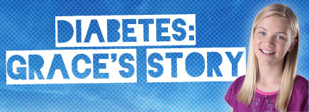 Diabetes: Grace's Story (Video)
