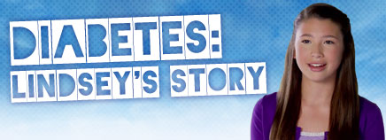 Diabetes: Lindsey's Story (Video)