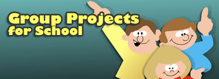 Group Projects for School