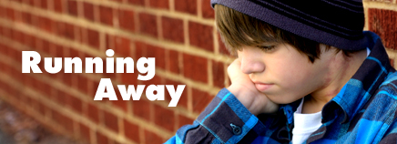 why many children run away from home