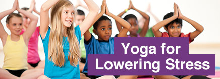 Yoga for Lowering Stress