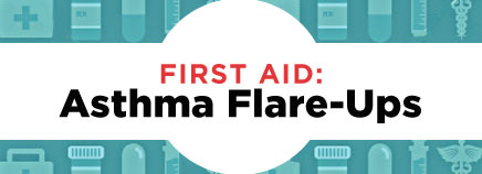 First Aid: Asthma Flare-Ups