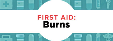 First Aid: Burns