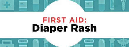 First Aid: Diaper Rash