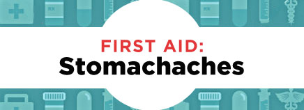 First Aid: Stomachaches