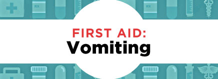 First Aid: Vomiting