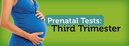 Prenatal Tests: Third Trimester