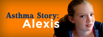 Asthma Story: Alexis (Video)
