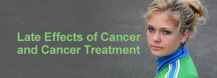 Late Effects of Cancer and Cancer Treatment