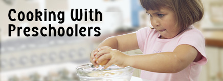 Cooking With Preschoolers