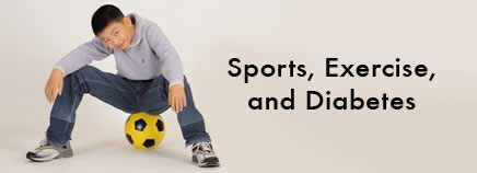Sports, Exercise, and Diabetes