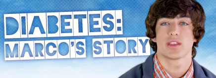 Diabetes: Marco's Story (Video)