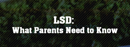 LSD: What Parents Need to Know