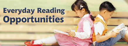 Everyday Reading Opportunities