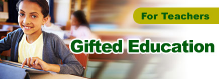 Gifted Education: Tips for Teachers