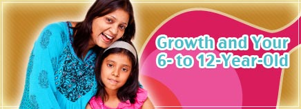 Growth and Your 6- to 12-Year-Old