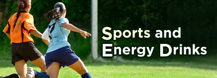 Sports and Energy Drinks: Should Your Child Drink Them?