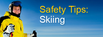 Safety Tips: Skiing