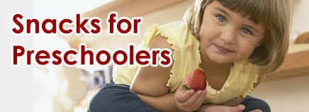 Snacks for Preschoolers