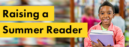 Raising a Summer Reader
